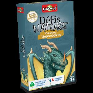 Défis Nature – Créatures Légendaires