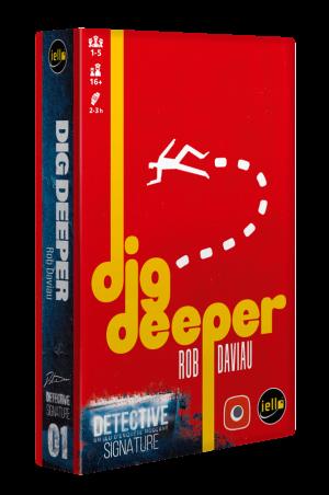 Détective – Extension – Dig Deeper