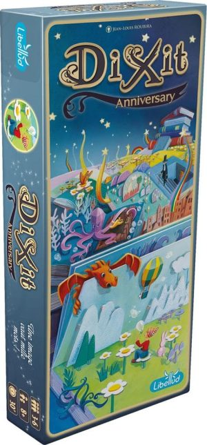 Dixit – Extension 9 – Anniversary