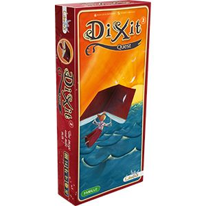Dixit – Extension 2 – Quest
