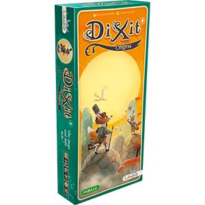 Dixit – Extension 4 – Origins