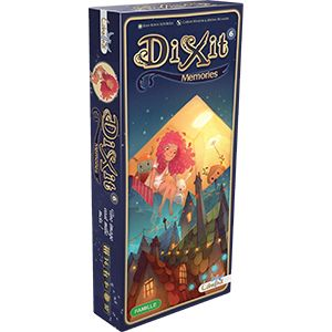 Dixit – Extension 6 – Memories