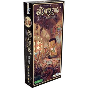Dixit – Extension 8 – Harmonies