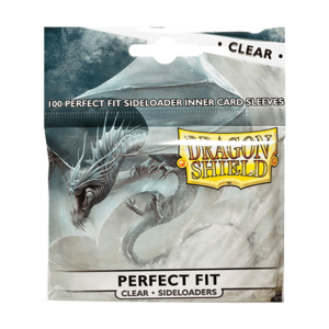 Dragon Shield – Perfect Fit Sideloaders Clear