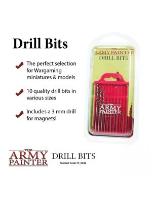 Army Painter – Outils – Drill Bits