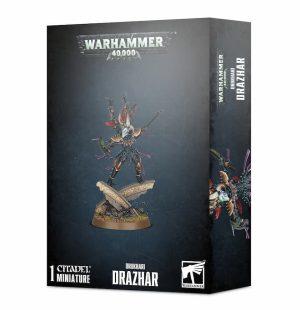 Warhammer 40 000 – Drukhari – Drazhar