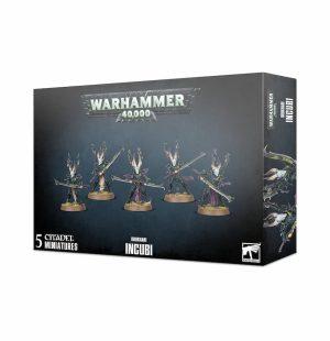 Warhammer 40 000 – Drukhari – Incubi