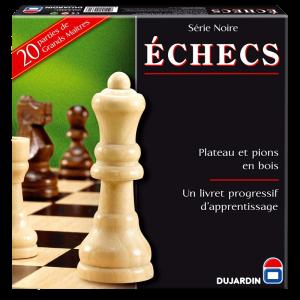 Échecs – Série Noire