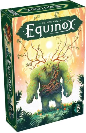 Equinox – Green/Yellow