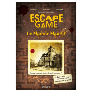 Escape Game – Le Manoir Maudit