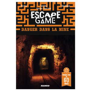 Escape Game – Danger dans la Mine