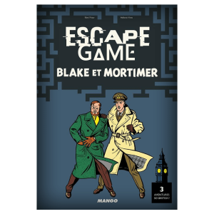 Escape Game – Blake et Mortimer