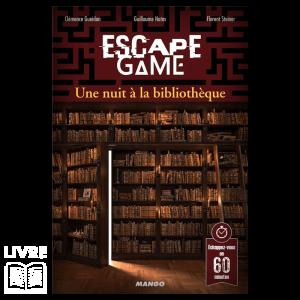 Escape Game – une Nuit à la Bibliothèque