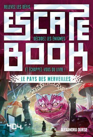 Escape Book – Le Pays des Merveilles
