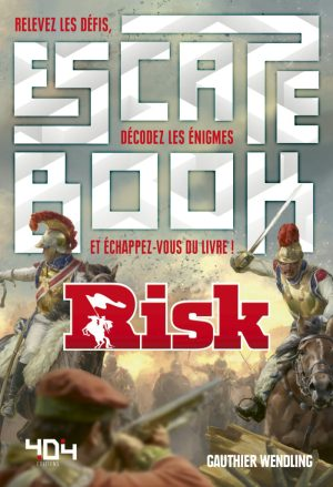 Escape Book – Risk