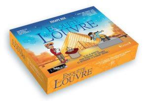 Escape Box Enquête au Louvre