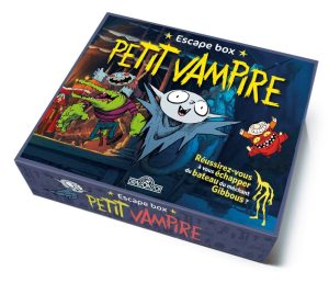 Escape Box – Petit Vampire