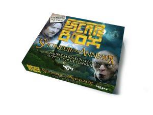 Escape Box – Le Seigneur des Anneaux