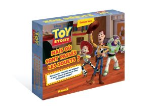 Escape Box – Toy Story