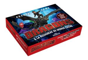 Escape Game – Dragons