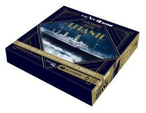 Escape Game – La Dernière Heure du Titanic