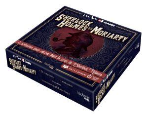 Escape Game – Sherlock Holmes vs Moriarty