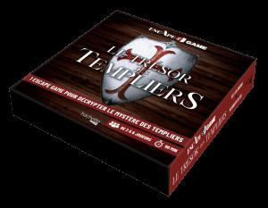 Escape Game – Le Trésor des Templiers
