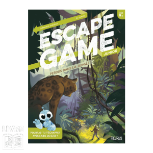 Escape Game Jr – Perdus dans la Jungle