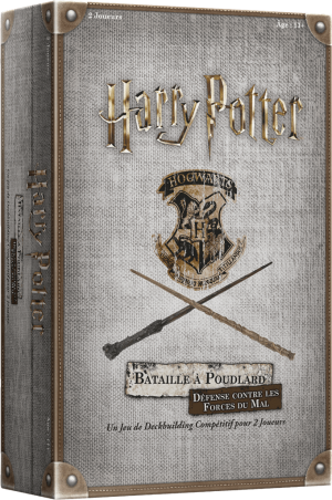 Harry Potter : Hogwarts Battle – Défenses contre les forces du Mal