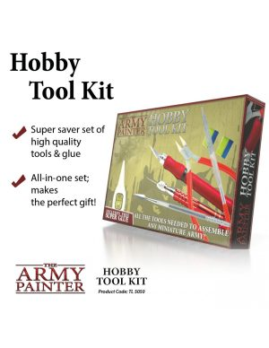 Army Painter – Outils – Hobby Tool Kit