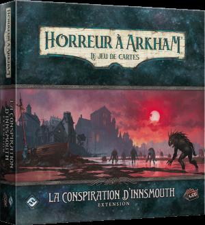 Horreur à Arkham – Le jeu de cartes – La Conspiration d'Innsmouth