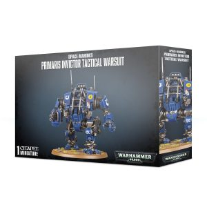 Warhammer 40 000 – Space Marines – Primaris Invictor Tactical Warsuit