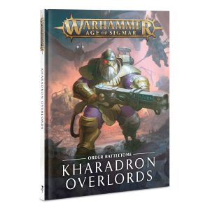 Warhammer Age Of Sigmar – Battletome – Kharadron Overlords