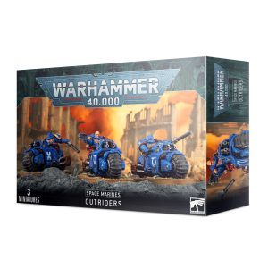 Warhammer 40 000 – Space Marines – Outriders