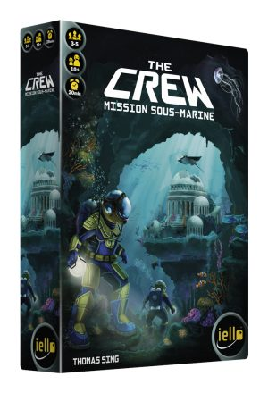 The crew – Mission Sous-Marine