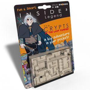 Inside – Legend Orange – The Crypts of the Last Vampire