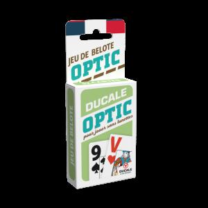 Ducale – jeu de Belote Optic Ecopack