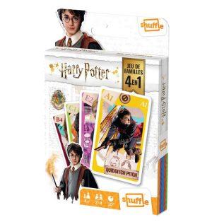 Jeu de Familles 4 en 1 – Harry Potter