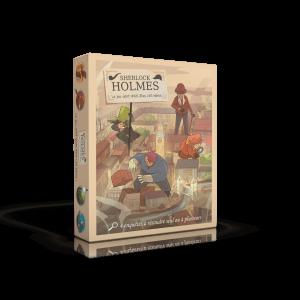 Sherlock Holmes – Le jeu dont vous êtes les héros !