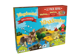 Pack Kingdomino + Age of giants