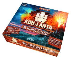 Escape Box Koh-Lanta – Une Aventure Explosive
