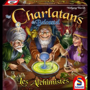 Les Charlatans de Belcastel – Extension – Les Alchimistes