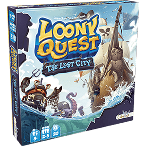 Loony Quest Extention Lost City