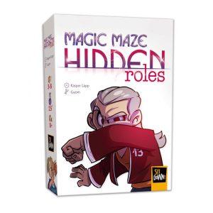Magic Maze – Extension – Hidden Rôles