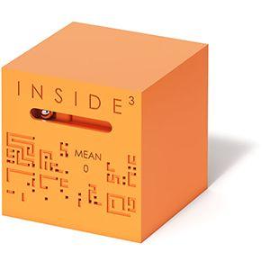 Inside Ze Cube – Mean : Orange