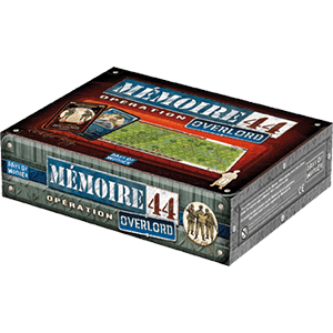 Mémoire 44 – Extension – Opération Overlord