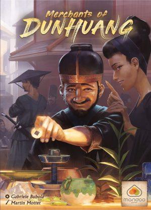 Merchants of Dunhang