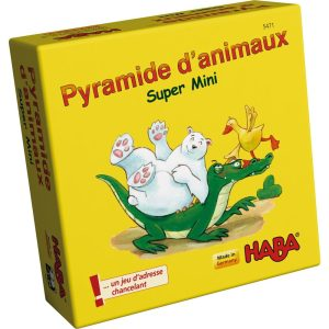 Pyramide d'animaux – Super mini