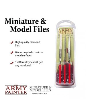 Army Painter – Outils – Miniature and Model Files