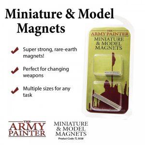 Army Painter – Accessoire – Miniature & Model Magnets